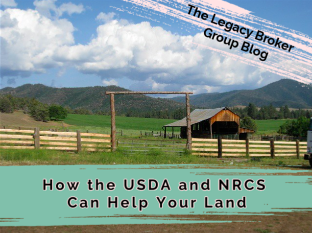 how usda nrcs can aid your land management