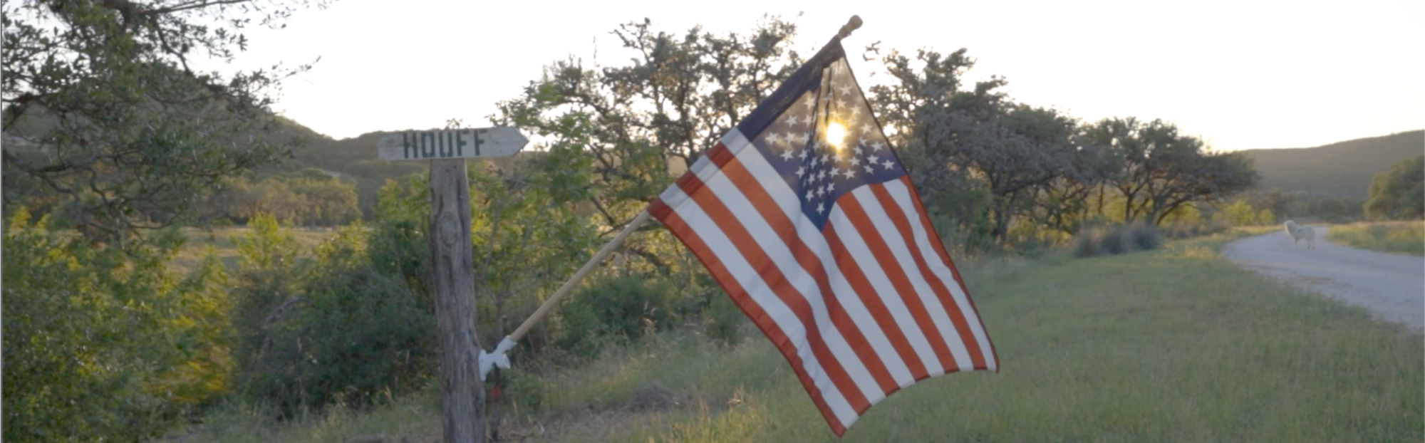 American Pride in Texas Hill Country